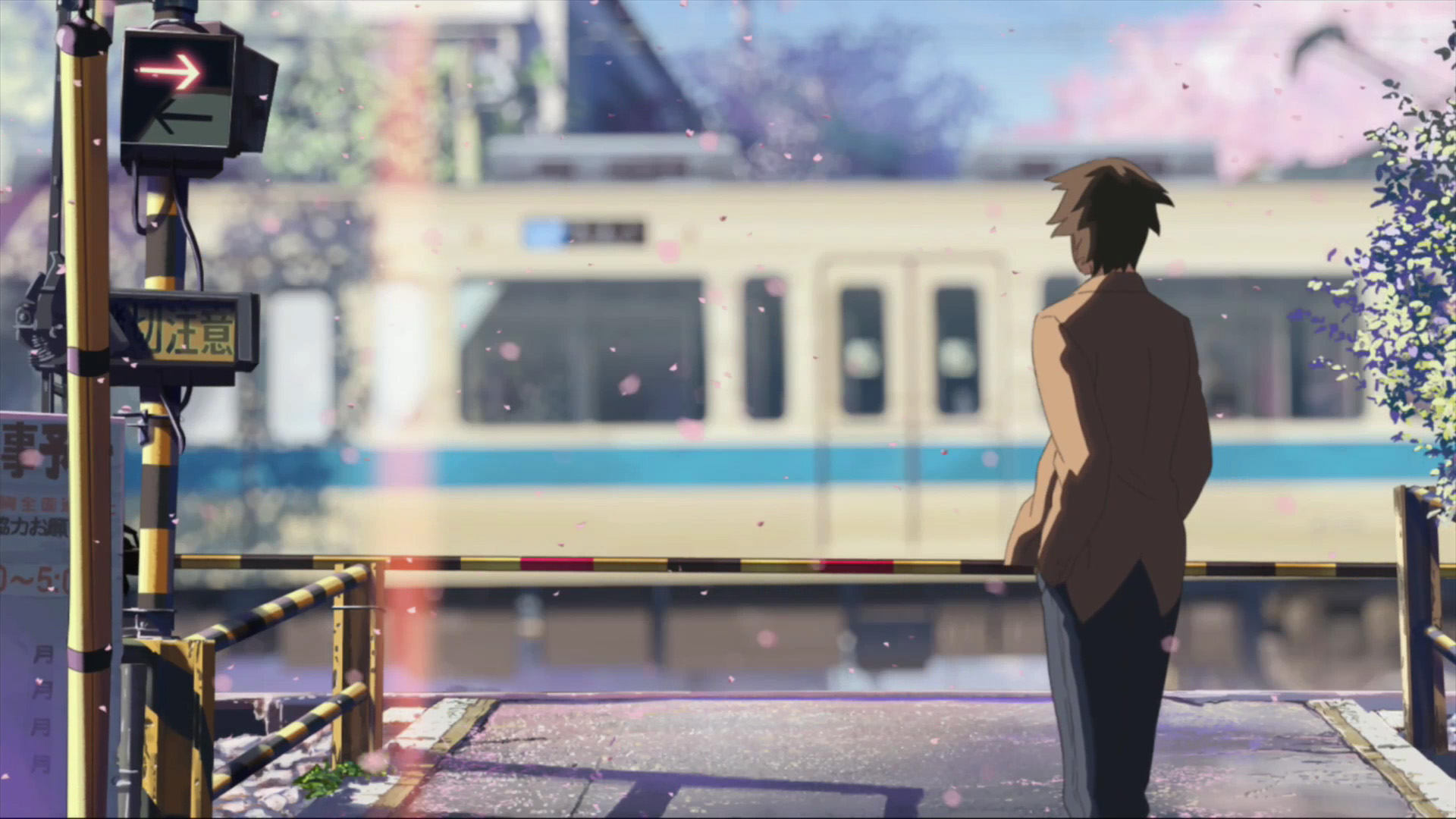 5 centimeters per second review analysis by soku go senchim toru insights art. Black Bedroom Furniture Sets. Home Design Ideas