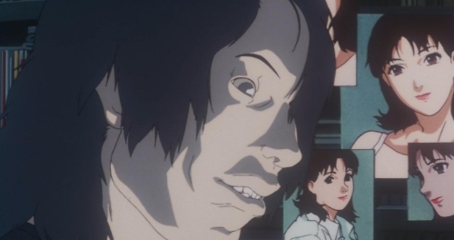 Perfect Blue Blurring The Worlds Sexuality Insights Art